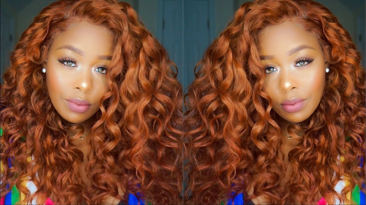 detailed box dye & adore ginger auburn