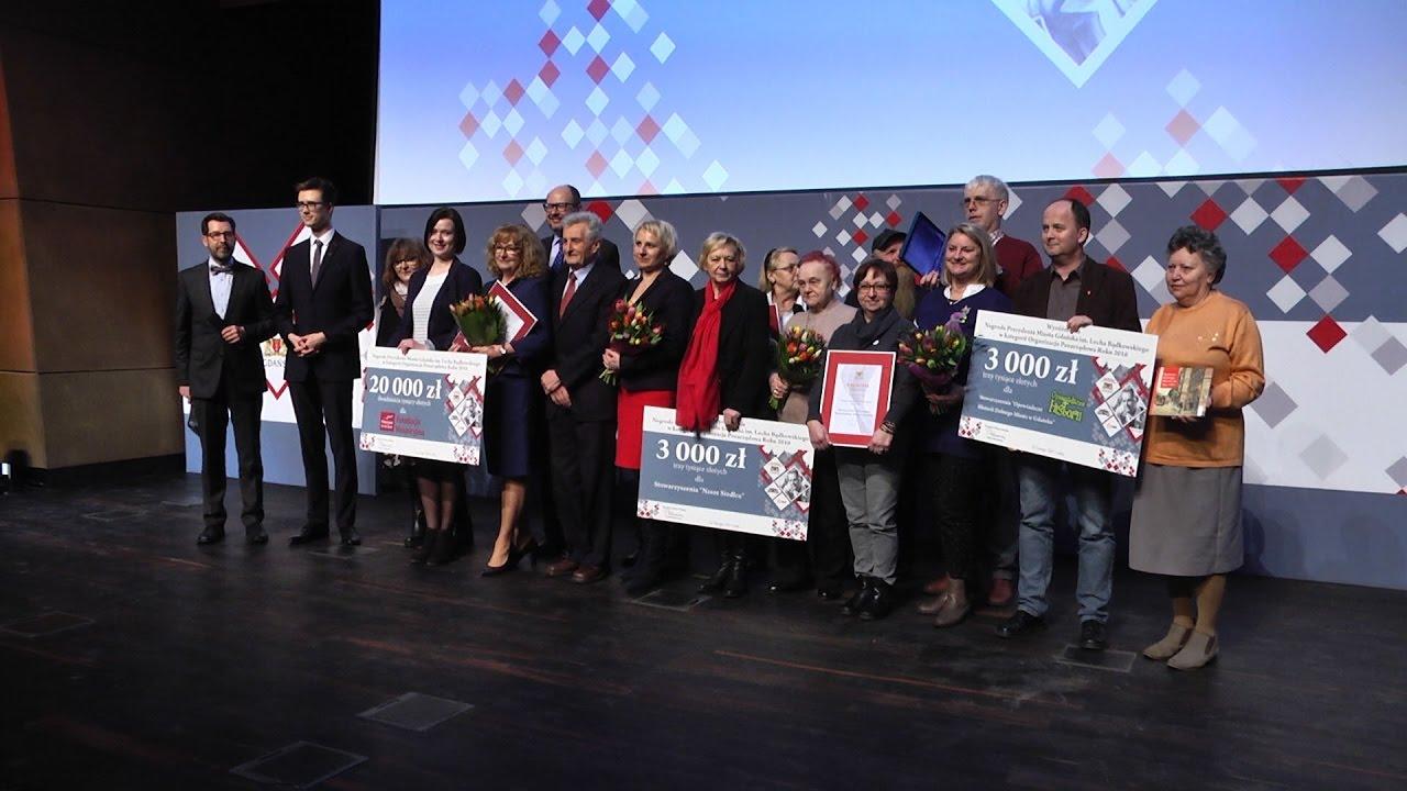 Gala Rozdania Nagród im. Lecha Bądkowskiego