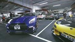R+ Racing Hong Kong Midnight car meeting 2016