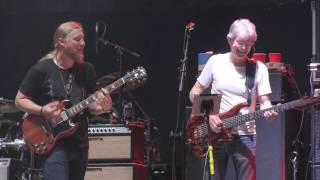 Lockn' 4K-  Phil Lesh w/Derek Trucks & Susan Tedeschi - Mr. Charlie - 8/27/16