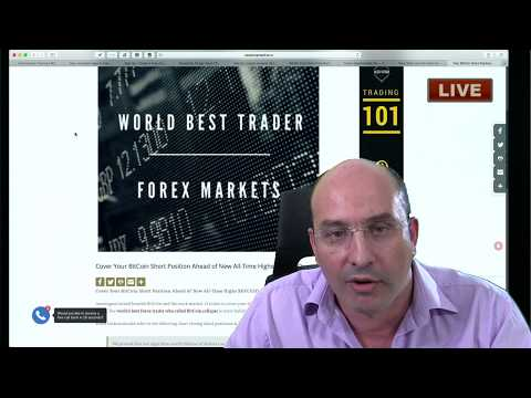 Billionaire Top Forex Trader Calls BitCoin $6000 using Artificial Intelligence