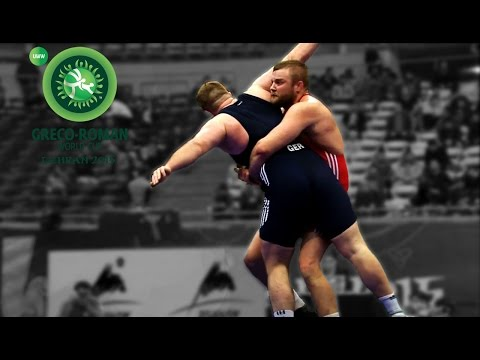 Greco-Roman World Cup: Big Move of Day One!