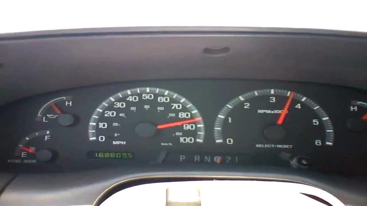 2003 Ford F 150 5 4l V8 0 85 Highway Merge Amp Brief