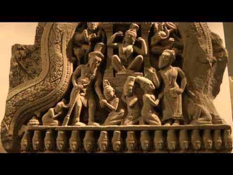 Paris Travel, Guimet museum Cambodia (France)