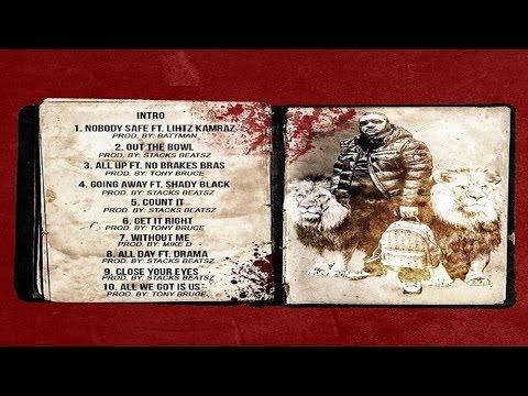 Ar-Ab - Protocol Vol 1 (2017 Full CDQ Mixtape) @AssaultRifleAb @MullaRulez @NoBrakesBras