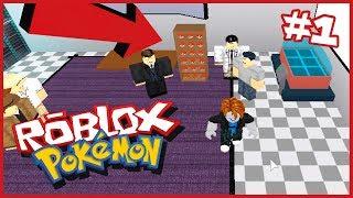 #1 HOE Kies IK UIT 21 STARTER POKEMON?   Roblox-Pokemon Brick bronze   Rickachu