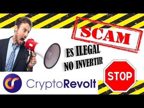 Crypto Revolt es una Estafa! 【Opiniones 2019】