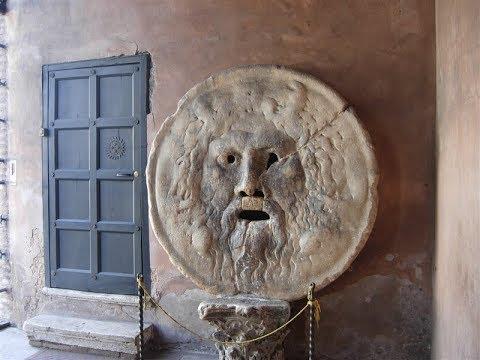 Places to see in ( Rome - Italy ) Bocca della Verita