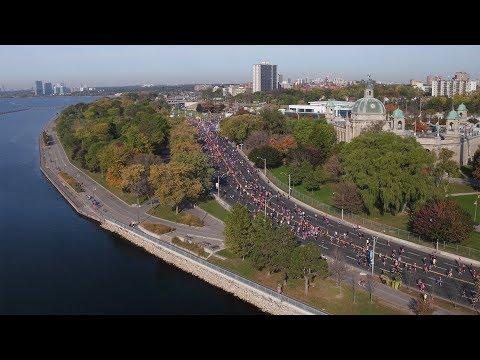 2017 Scotiabank Toronto Waterfront Marathon - Full broadcast