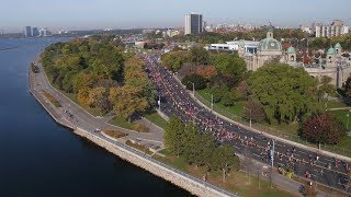 Scotiabank Toronto Waterfront Marathon 2017 - Full broadcast