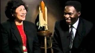 Dr Ernest Simo: NASA Astronaut Candidate Finalist 1996 - part 2