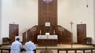 2020-0419 2nd Sunday of Easter, Divine Service Setting Three The Ministry of Christ's Church continues during this time of closure at Ascension Lutheran ...