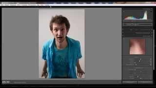 Повышаем резкость в Lightroom (видео урок лайтрум)