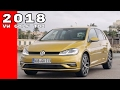 2018 VW Golf TDI Walkaround, Interior, Test Drive