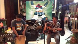 Voltes V Opening theme (Acoustic Cover)