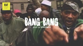(free) old school hip hop instrumental x Mobb Deep type beat | 'Bang Bang' prod. by KHRONOS BEATS