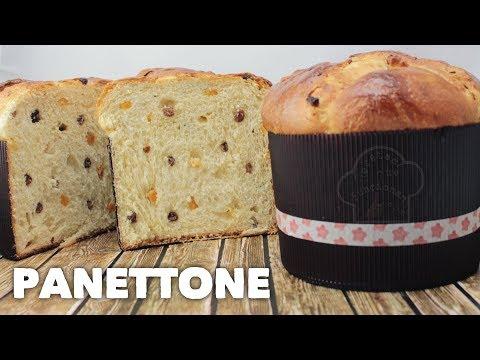 EL PANETTONE PERFECTO | Pan Dulce con frutas