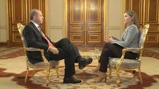 Turkish president: International terrorism on G20 agenda