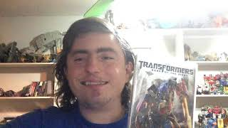 Transformers Dark Of The Moon Movie Review