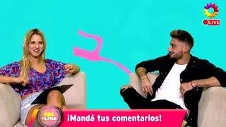 Terapia de pareja #SinFiltro: Nicolás Occhiato con Flor Vigna