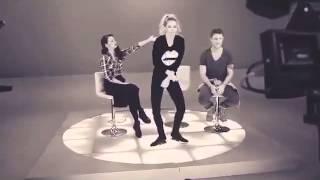 Вера Брежнева танцует (2)