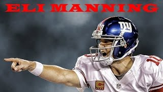The Eli Manning Story