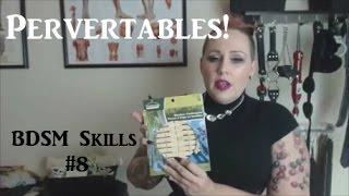🏓 Pervertables ⛓ Part 1 - BDSM Skills #8