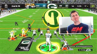Aaron Rodgers must be removed from game, this is not fair! Road To #1 Ep 10