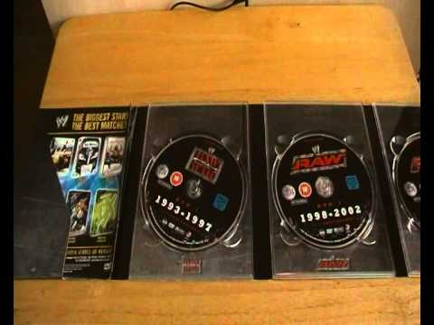 THE BEST OF RAW 15th ANNIVERSARY DVD REVIEW
