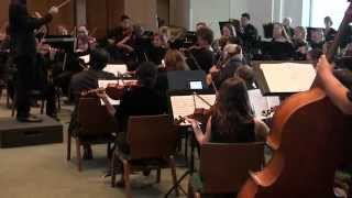 Oakland Civic Orchestra:  Hamlet and Ophelia (version 2)