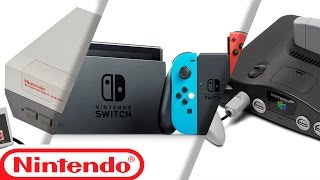 The Evolution of Graphics: Nintendo (Home Console Edition)