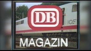 DB Bahn-Magazin 1/1987 - Deutsche Bundesbahn