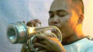 Victor Caingat Jr. Pocket Trumpet