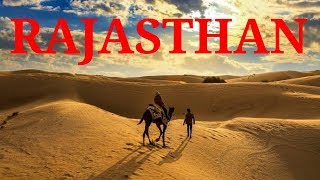 """RAJASTHAN"" Top Tourist places 