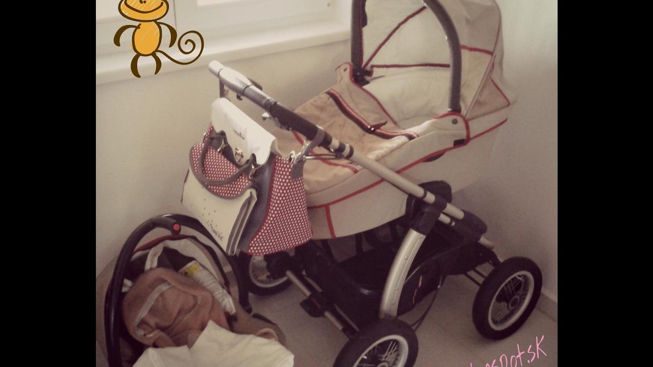 Babymoov Wickeltasche Baby Natural