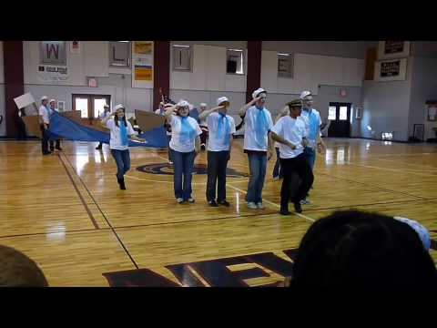 The In the Navy Dance