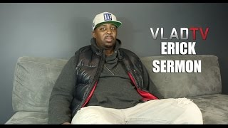Erick Sermon Touches on Home Invasion and Formation of Hit Squad
