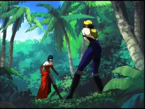 Anime Tekken The Motion Picture Full Movie Youtube
