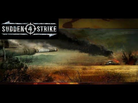 02 Deutsche Kampagne Schlacht Bei Sedan   Sudden Strike 4 demo   RAW gameplay angespielt   1080p60
