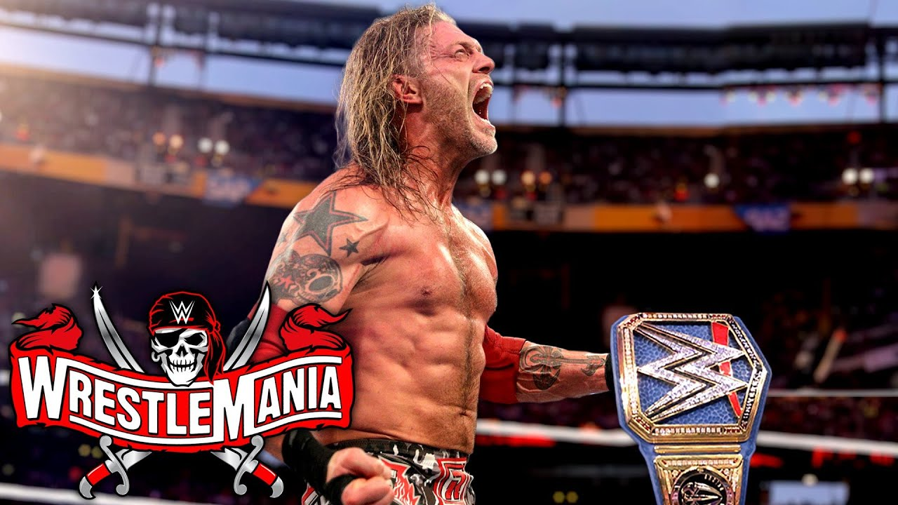 Download All Winners & Losers Of WWE Wrestlemania 37 Night Two   Wrestlelamia Predictions