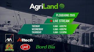 'Ploughing 2019' - Thursday
