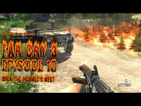 how to skip tutorial in far cry 3