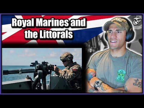Marine reacts to the Royal Marine Commando Littoral Doctrine