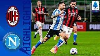 Milan 0-1 Napoli | Il Napoli ferma il Milan a San Siro! | Serie A TIM