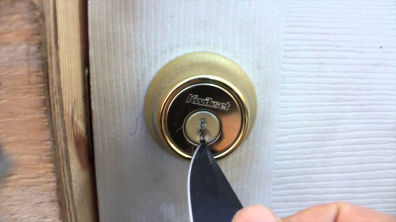 How To Remove Broken Key Out Of Lock Without Locksmith No