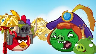 Angry Birds Epic: Stone Guard Return to Pig Castle