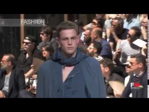LANVIN Spring Summer 2012 Menswear Paris – Fashion Channel