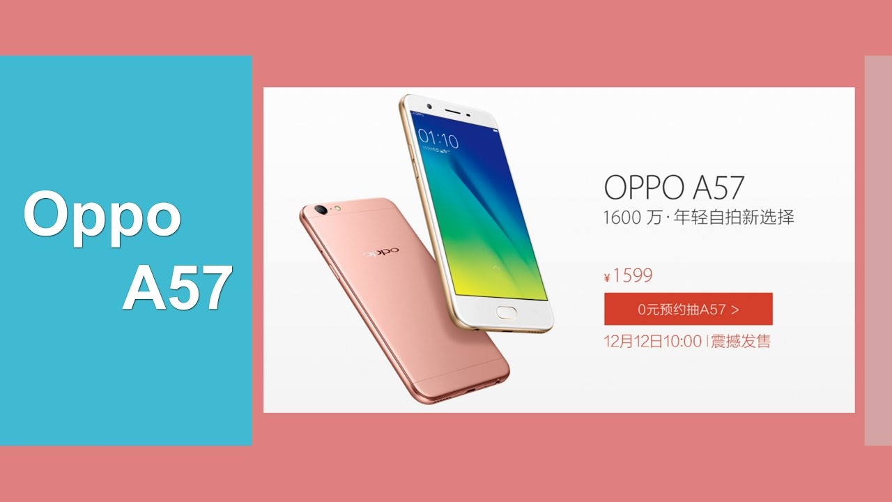 Oppo A57 Review Mobile Review Youtube