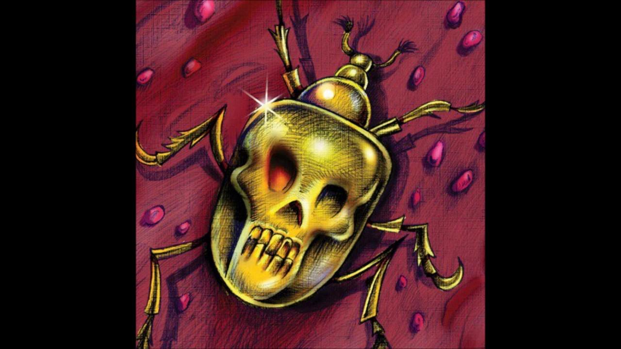 El abrigo dorado del escarabajo