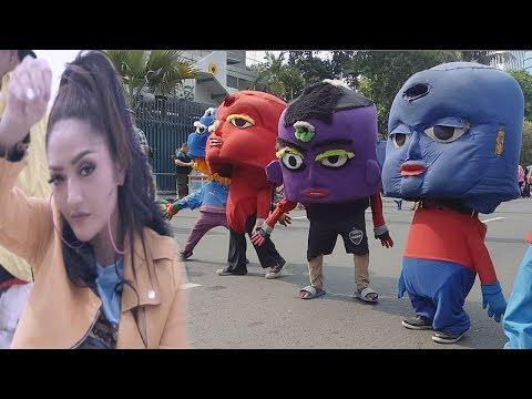 Parody Siti Badriah - Lagi Syantik Versi Badut Mampang